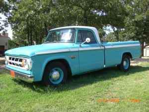 Old Dodge Trucks >> Improve Your Old Dodge Truck