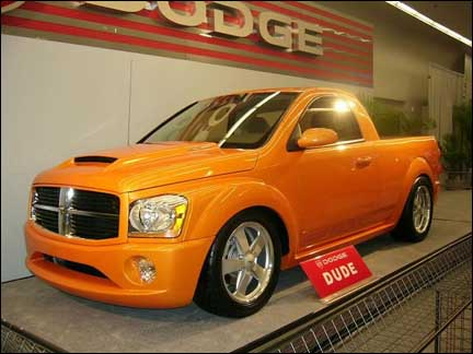 The Official Dodge Dude Pickup Truck Website 2004